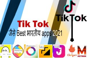 Apps like tik tok made in India